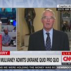 GOP Rep. Rooney Won't Rule Out Impeachment: It's 'Certainly Clear' There Was Quid Pro Quo