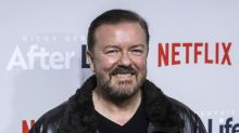 Ricky Gervais on gaining conservative fans after slamming celebrities at the Globes Globes