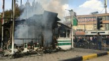 Three Iran security personnel killed by 'rioters': reports