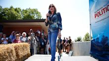'I've never had a crystal': Marianne Williamson demands to be taken seriously