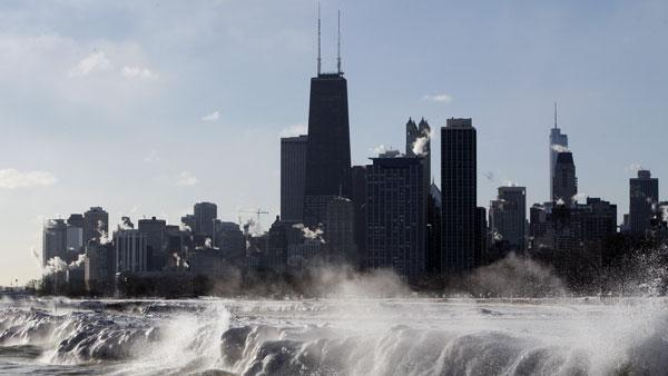 Deep freeze continues with dangerous wind chills