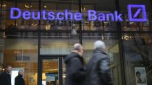 European stocks slip on China growth concerns, but Deutsche Bank leaps