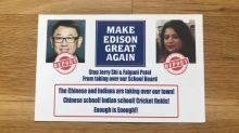 Racist Ads Call For Deporting Asian-American School Board Candidates In New Jersey