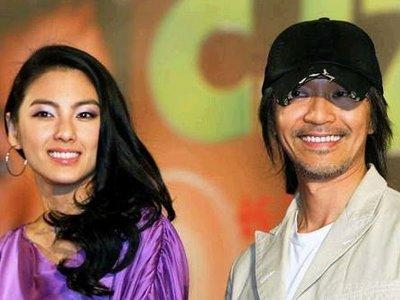 Kitty Zhang: Stephen Chow is child-like