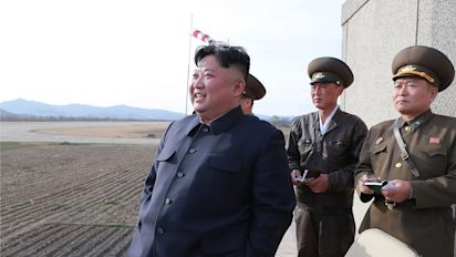 """Pyongyang a testé une nouvelle arme """"tactique"""""""
