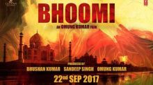 Sanjay Dutt's Bhoomi gets a new release date, to come out in September