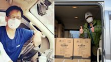 Tragic twist for coronavirus volunteer after selfless act