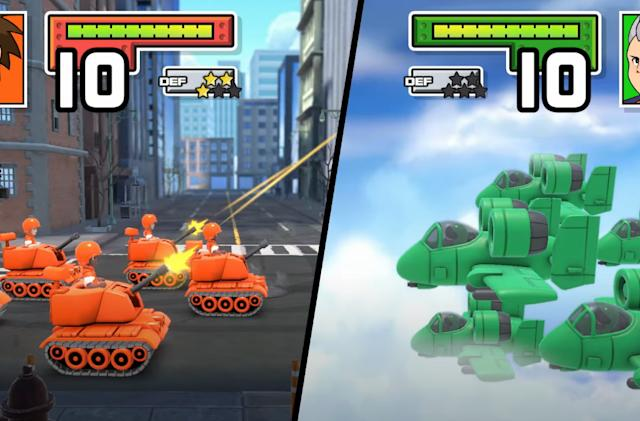 """Nintendo will remake """"Advance Wars"""" and its sequel Switch"""