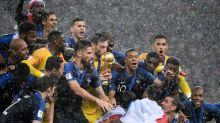 Finale du Mondial: plus de 19 millions de téléspectateurs