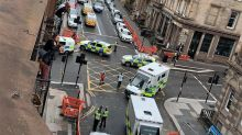 Glasgow stabbing: Police shoot dead suspect after six injured in hotel attack