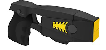 How could the police have mistaken a gun for a Taser?