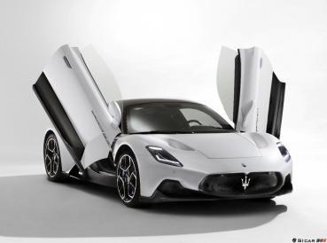 Maserati全新世代超跑,MC20剽悍登場