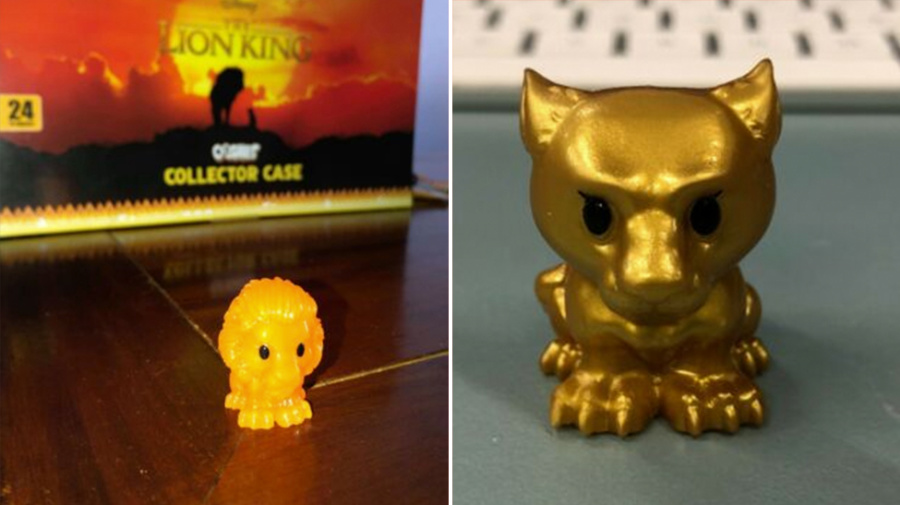 'Rare' Woolies Lion King collectables selling online for eye-watering prices