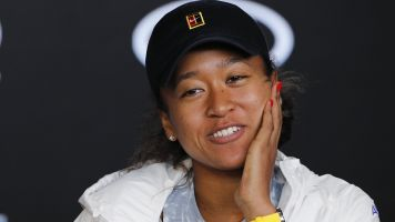 Osaka out to defend after 'toughest year of my life'