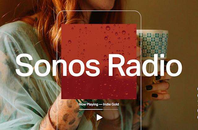 Sonos Radio is the company's first foray into original content