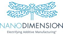 Nano Dimension Announces Preliminary Full Year Results and a Total of 30 DragonFly Pro System Sales in 2018