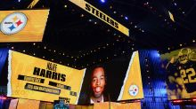 LOOK: Check out Najee Harris take the practice field with the Steelers