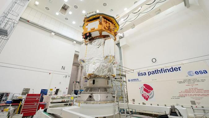 ESA craft will prove that you can measure gravity waves in space