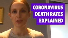 UK coronavirus cases rising - why are deaths still low?