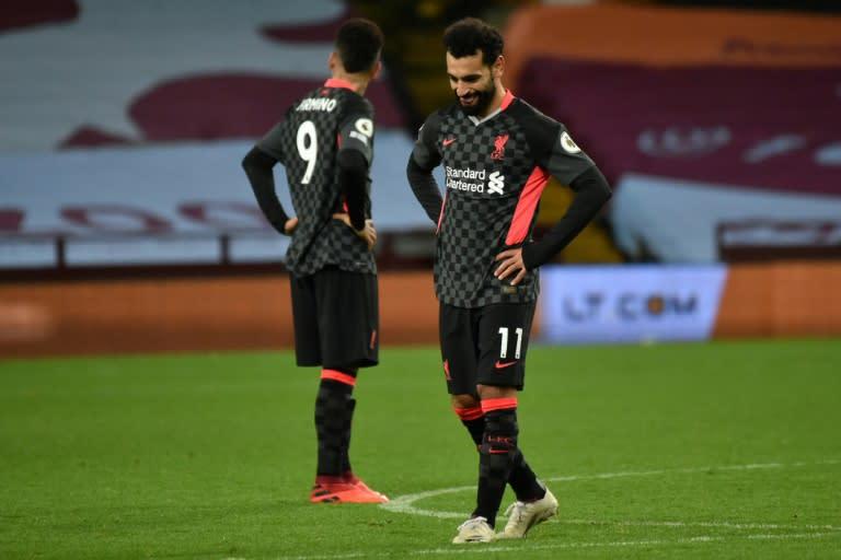 Liverpool suffered a stunning 7-2 defeat at Aston Villa