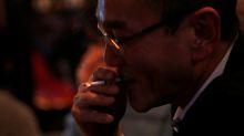 Smoking diners to take it outside as Tokyo ban kicks in