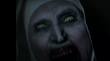 YouTube has just banned this trailer for 'The Nun' for being too scary. (Watch, if you dare!)