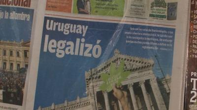 Uruguay Is Home to World's First Pot Marketplace