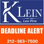 CSPR ALERT: The Klein Law Firm Announces a Lead Plaintiff Deadline of August 18, 2020 in the Class Action Filed on Behalf of Casper Sleep Inc. Limited Shareholders
