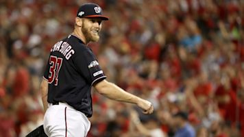Nationals closing in on NLCS sweep of Cardinals