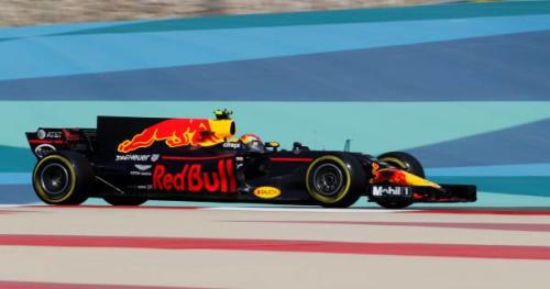 F1 - GP de Bahreïn - Max Verstappen signe le meilleur temps de la troisième séance d'essais libres à Bahreïn