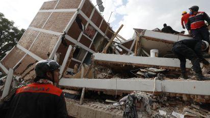 """¿Por qué no ha sucedido el """"gran sismo"""" de México?"""