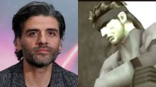 Oscar Isaac is Sony's new Solid Snake