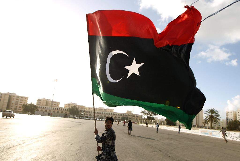 Libya has been in a state of chaos since the 2011 uprising that toppled and killed dictator Moamer Kadhafi (AFP Photo/Abdullah Doma)