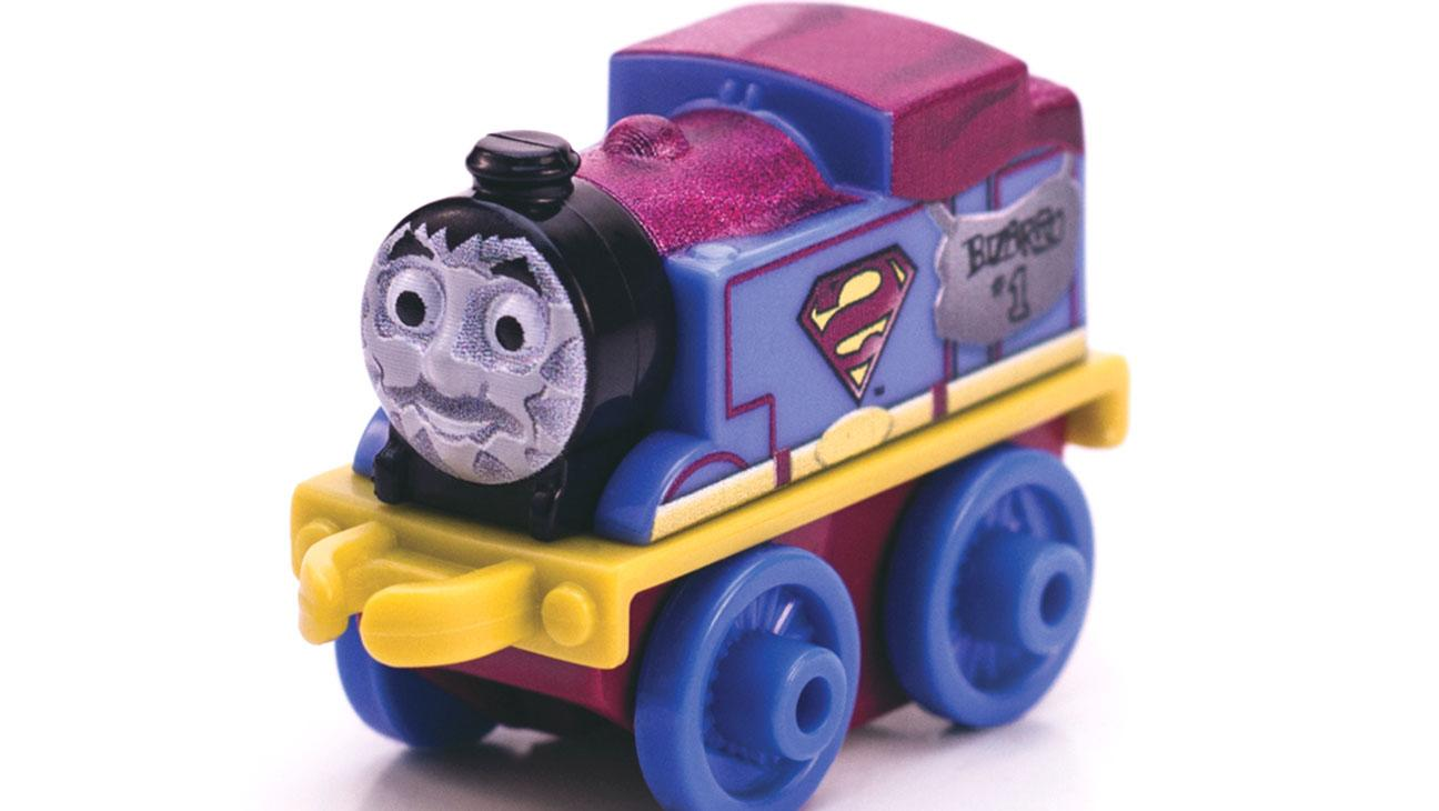 Toys For Friends : New dc super friends  thomas toys to debut at