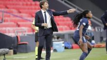 Foot - C1 (F) - OL - Jean-Luc Vasseur (entraîneur de l'OL): «Lyon n'a pas fini d'écrire l'histoire»