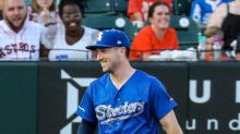 Rehabbing Astros star Alex Bregman scratched from Skeeters' Monday lineup