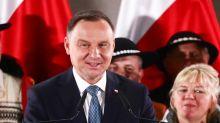 Pologne: le président Andrzej Duda testé positif au Covid-19