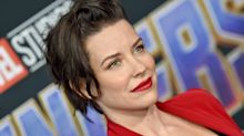 Evangeline Lilly shaves off her hair in dramatic transformation video