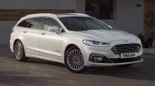 Ford Mondeo Facelift (2019): Auch den Turnier gibt's nun als Hybrid
