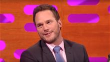 Chris Pratt Ate Customers' Leftovers When He Was a Starving Actor