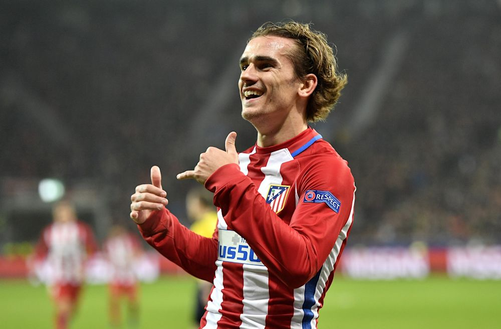 Man United have made Antoine Griezmann their top priority this summer