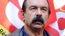 """""""Nous tiendrons jusqu'au retrait"""" de la réforme des retraites, lance Philippe Martinez"""