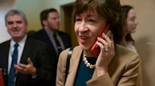 Susan Collins Is Fundraising Off Her Kavanaugh Vote: 'Far Left' Coming After Me