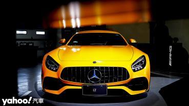 【新車圖輯】自成一派的狂野美學!2021 Mercedes-AMG小改款GT鑑賞與GT R賽道試駕