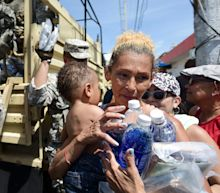 Puerto Ricans discovered a warehouse full of unused food, water, and supplies from Hurricane Maria, resulting in the firing of the island's emergency manager