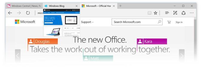 Windows 10 Preview tests Skype integration, activation fix