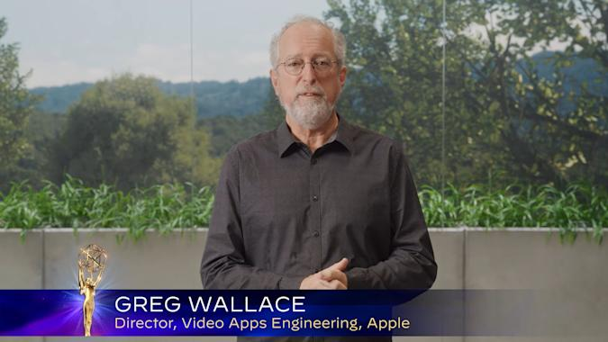 Apple engineering Emmy for ProRes and Epic for Unreal Engine Mandalorian