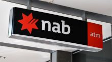 NAB narrowly beats Q1 profit forecast
