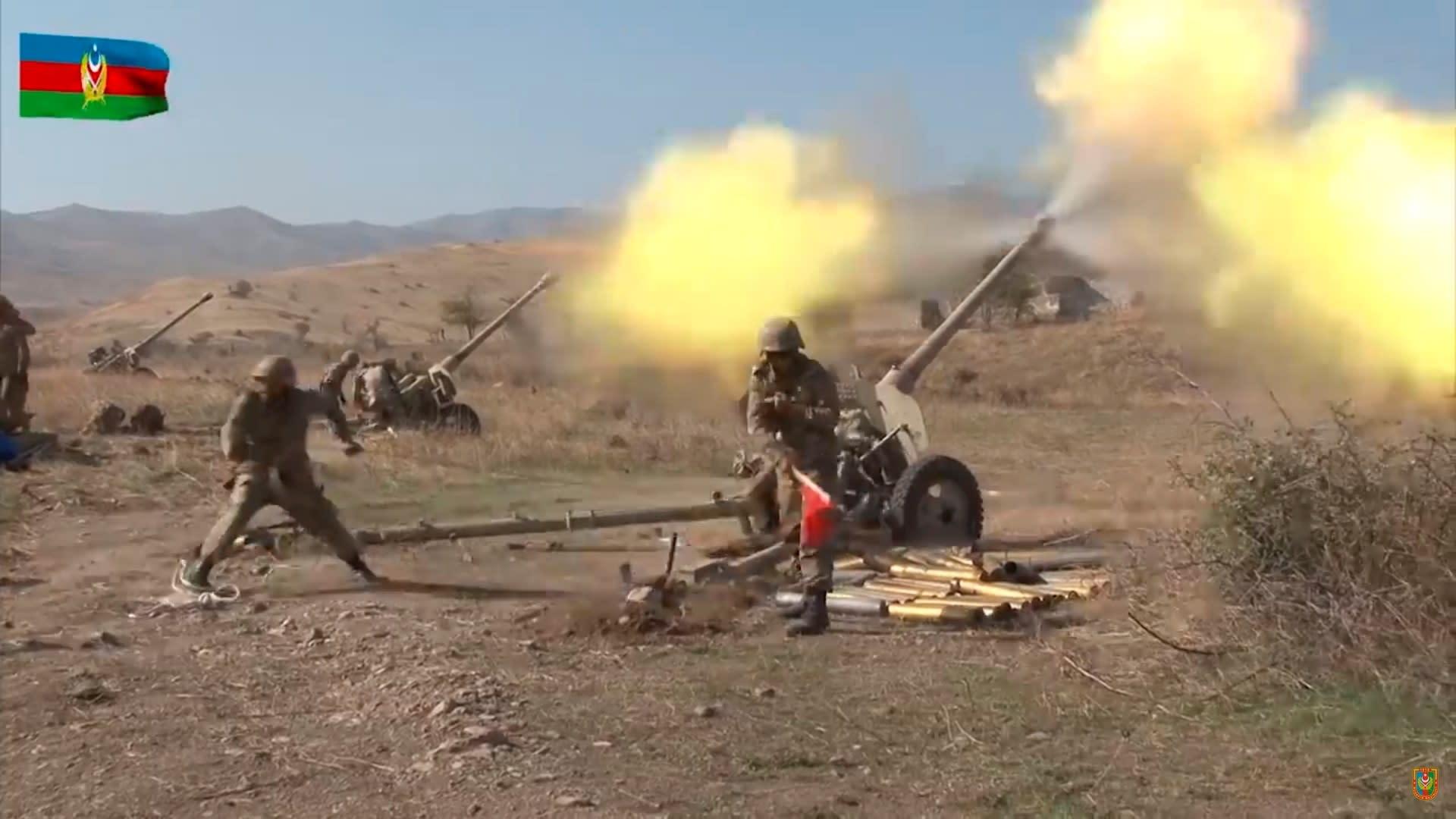 Armenia redobla sus contactos en Bruselas y Moscú por la guerra en el  Karabaj
