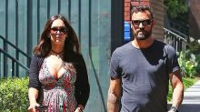 Pregnant Megan Fox and Brian Austin Green Step out Together for the First Time Since Their Surprise Baby News